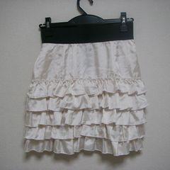 Ef-de エフデ ヒラミニ スカート サイズ 7