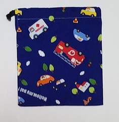 モバオクで買える「大特価 100☆ 特35 巾着 (^o^ ハンドメイド」の画像です。価格は100円になります。