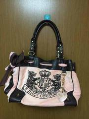 juicy couture ピンクバッグ