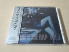 CD「ザッツ・ザ・ラップVol.7 THAT'S THE RAP VOL.7」●