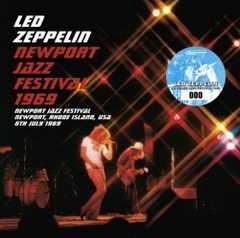 LED ZEPPELIN (2CD) NEWPORT JAZZ FES 1969