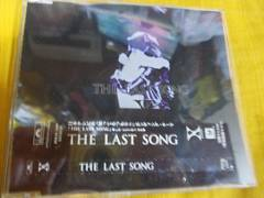X THE LAST SONG 美品