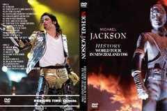 ≪送料無料≫マイケルジャクソン HISTORY TOUR NEW ZEALAND 1996