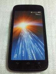 SoftBank ソフトバンク HUAWEI スマートフォン 201HW ブラック サンプル