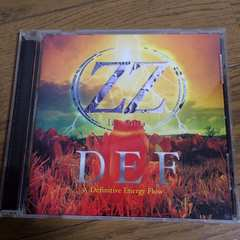 Definitive Energy Flow zz CD