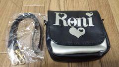 超激安 正規品 未使用 RONI    オリジナルポーチ型(小物入れ)