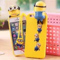 iPhone7 8 ミニオン ケース カバー