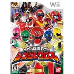 Wii》スーパー戦隊バトル レンジャークロス [172000534]