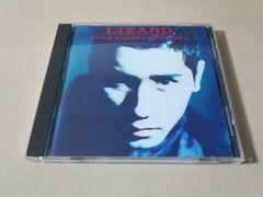 本木雅弘CD「LIZARDリザード」●