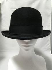 ◆未使用品《Fuji Hat/フジハット》ダービーハット 黒 L◆
