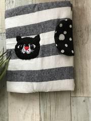 黒猫chanスケジュール帳★ハンドメイド