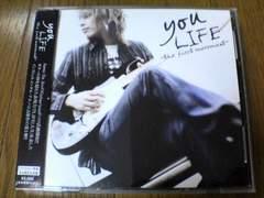 you CD LIFE(ジャンヌダルク)初回DVD付き