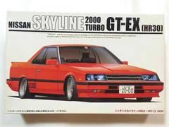 新品 スカイライン2000ターボGT-EX (HR30) フジミ 1/24