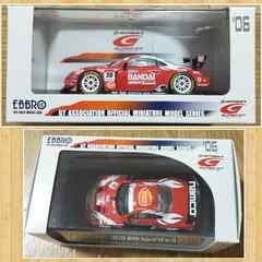 バンダイ ミニカー ディレッツァ SC430 スーパーGT500 2006 未使用 EBBRO