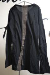 LGBルグランブルー バックレザーラインカットソー ロンTシャツ