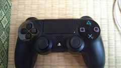 PS4コントローラ黒