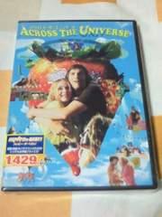 DVD アクロス・ザ・ユニバース 新品未開封 エヴァン・レイチェル・ウッド ジム・スタージェス