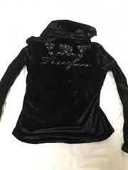 Xfrm  ベロアシャツ  size2