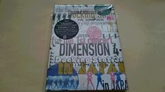 ☆f(x)☆DIMENSION —Docking Station in JAPAN★DVD初回盤♪