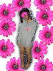 ★ピンクロゴがかわいい♪PUMAグレーパーカー♪★