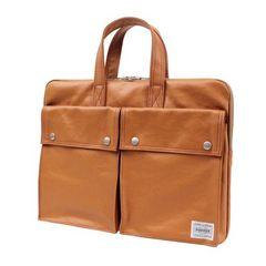 ポーター/フリースタイルビジネスバッグ