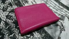 【250円スタート最終出品】courregesクレージュ 財布  ピンク