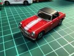 トミカホンダS800赤