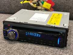 KENWOOD ケンウッド U353S 1DINデッキ CD USB AUX