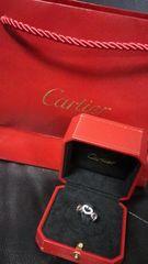 正規Cartierハート&シンボルダイヤ入り51万8400