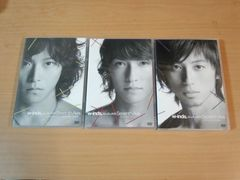 w-inds.DVD「w-inds. Live Tour 2008」武道館3枚組●