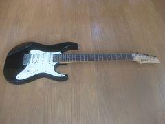 ★中古★ Greco エレキギター ストラトタイプ 黒