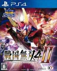 PS4#戦国無双4-�U(4-2)(ベスト) 新品