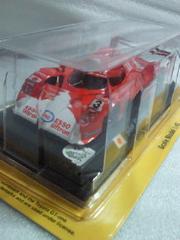 トヨタ 1999 TOYOTA GT-one ミニカー 模型 台付 レッド パッケージ入り 1:43