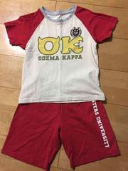 ユニクロのパジャマ。