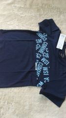 新品☆120�p・コムサ半袖Tシャツ
