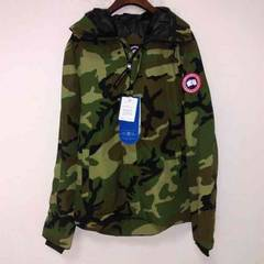 カナダグース 迷彩 ジャケット 新品 XL