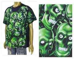 LIQUID BLUE リキッドブルー Skull Tシャツ Supreme 1