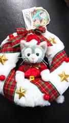 ディズニーシー TDS クリスマス 15周年 ジェラトーニ サンタ リース