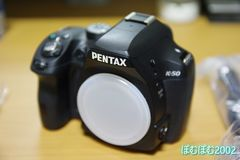 PENTAX K-50本体 中古品