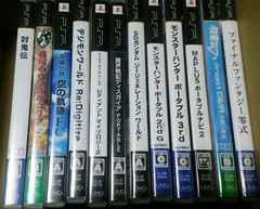 PSPソフト12本