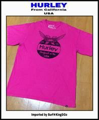 USA直輸入!!HURLEY-T★貴重な現地本物USA-USEDモデル!!限定SALE!