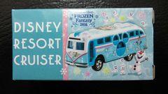 ディズニーTDL フローズンファンタジー リゾートクルーザー オラフ スノーギース バス アナ雪