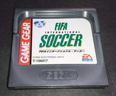 GG FIFAインターナショナルサッカー / ゲームギア