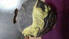 宋代…盛り上げ虎黄釉造…超珍品壺