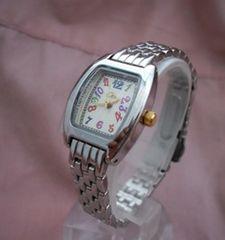 プチメタルウォッチSV-腕時計
