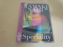玉置成実DVD「Speciality」●