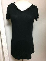 THE FIRST 無地デザインTシャツ 白黒 2点パック