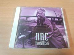 三上博史CD「ARC」廃盤●