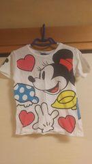 ベビードール♪ミニーちゃんの半袖Tシャツ♪140センチ☆