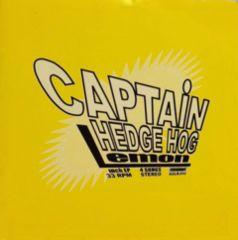キャプテンヘッジホッグ「LEMON」7インチアナログ盤 ハイスタンダードHi-STANDARD